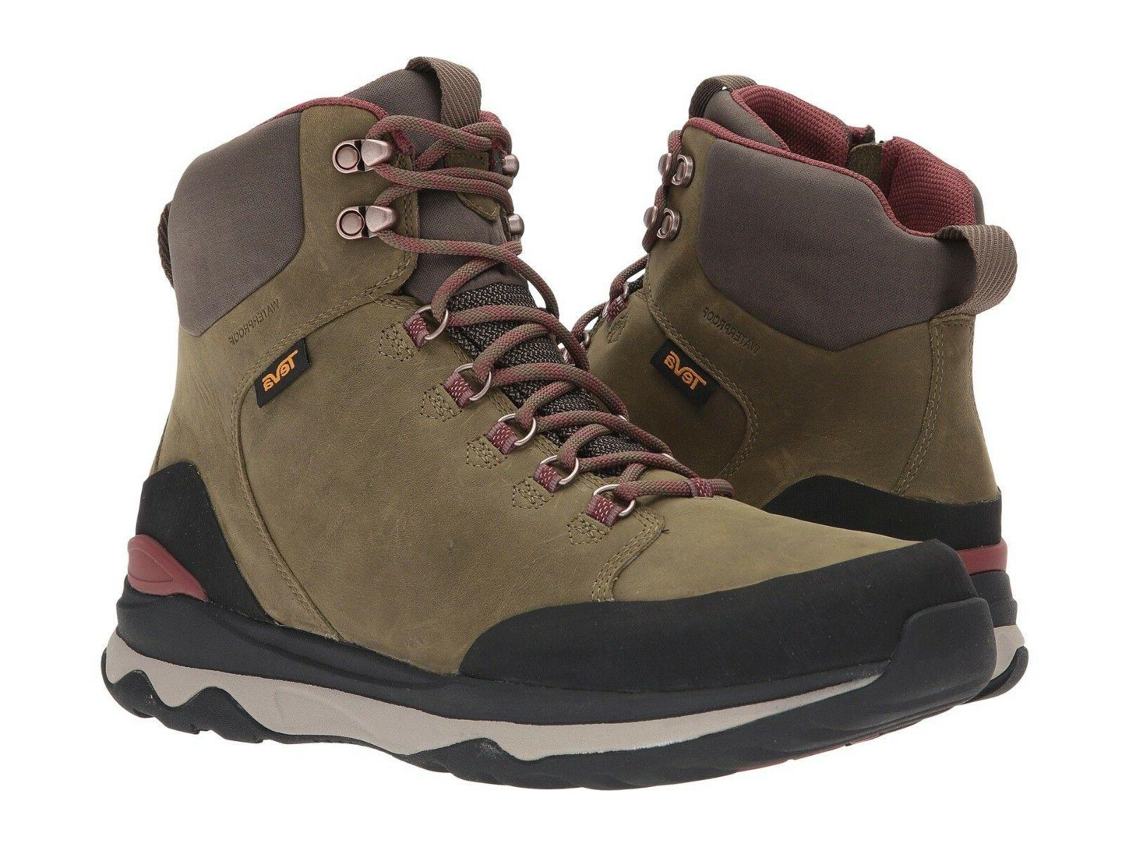 50%  OFF!  NEW  MEN'S TEVA  ARROWOOD  UTILITY TALL HIKING BO