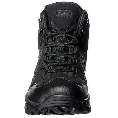 "Ameritac 6"" Elite Work Black Boots"