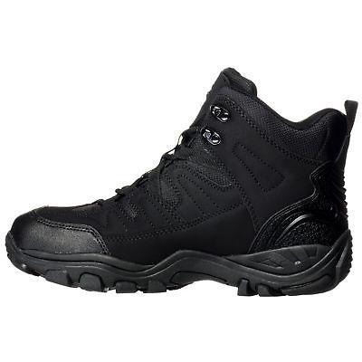 """Ameritac 6"""" Black Boots"""