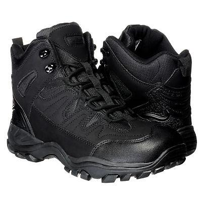 "Ameritac 6"" Work Men's Black Boots"