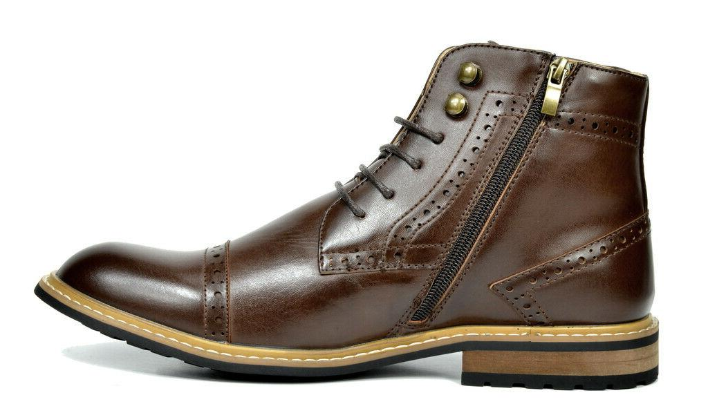 BRUNO Bergen Ankle Boots 15 in Italy