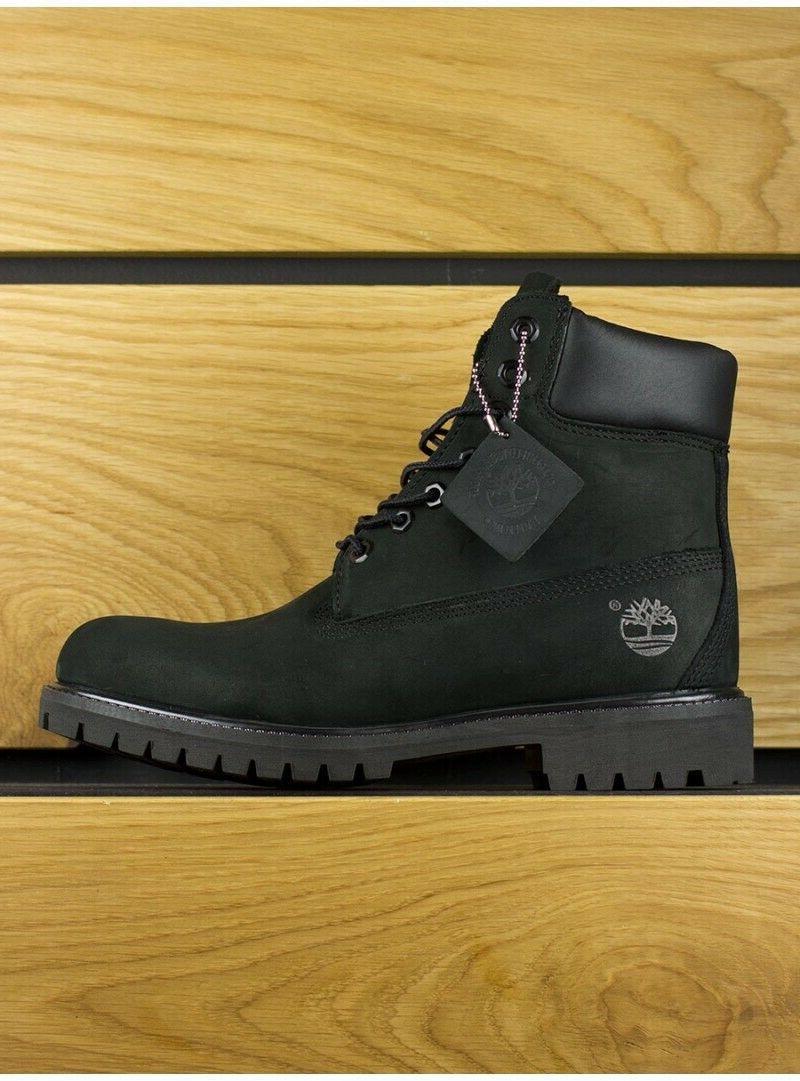black leather nubuck premium 6 inch classic