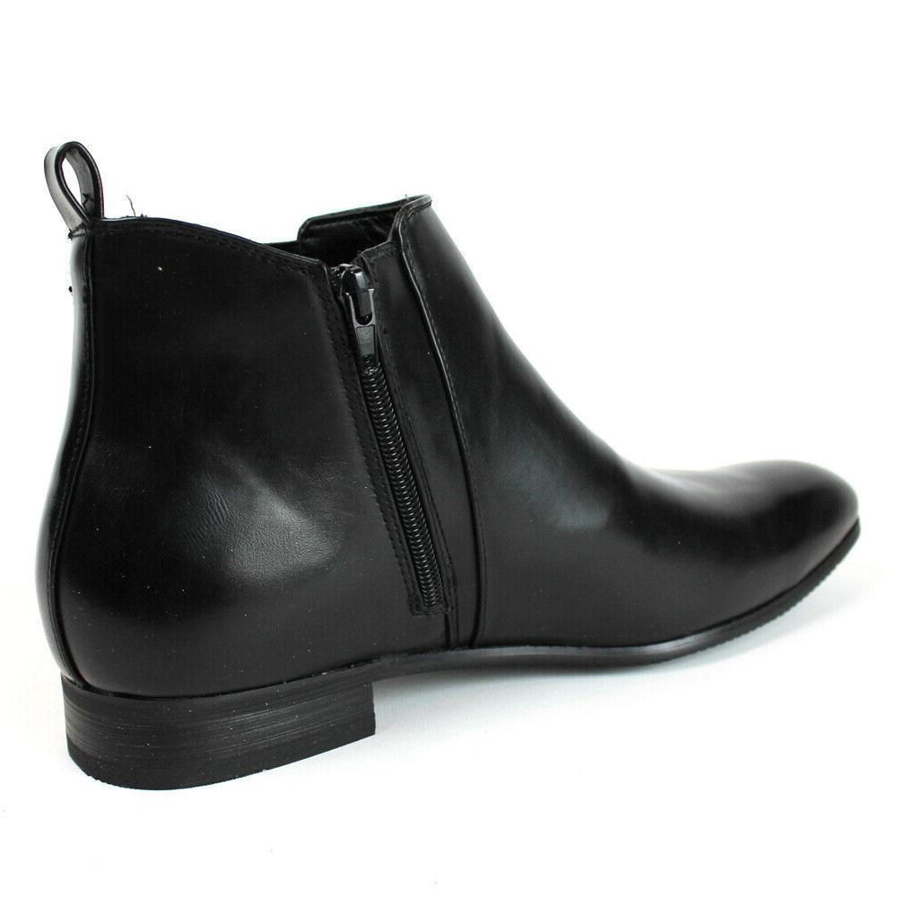 Black Dress Side Round Toe