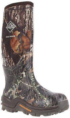 Muck Boot Men's Woody Elite Waterproof Outdoor Hunting Boots