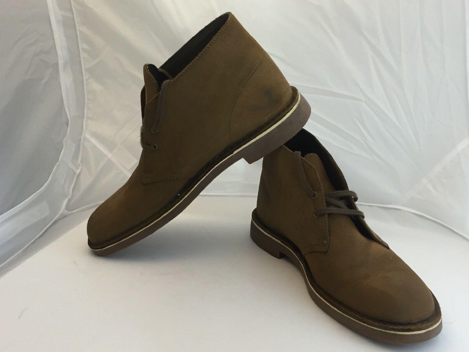 Clarks Originals Brown 15250 Men Size 9.5M