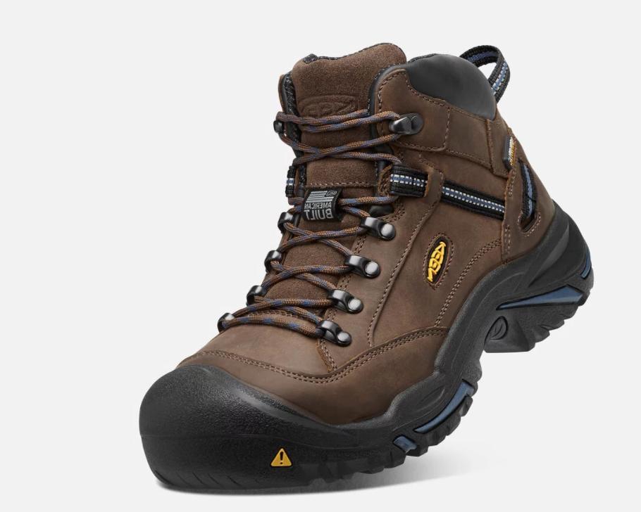 braddock mid steel toe waterproof