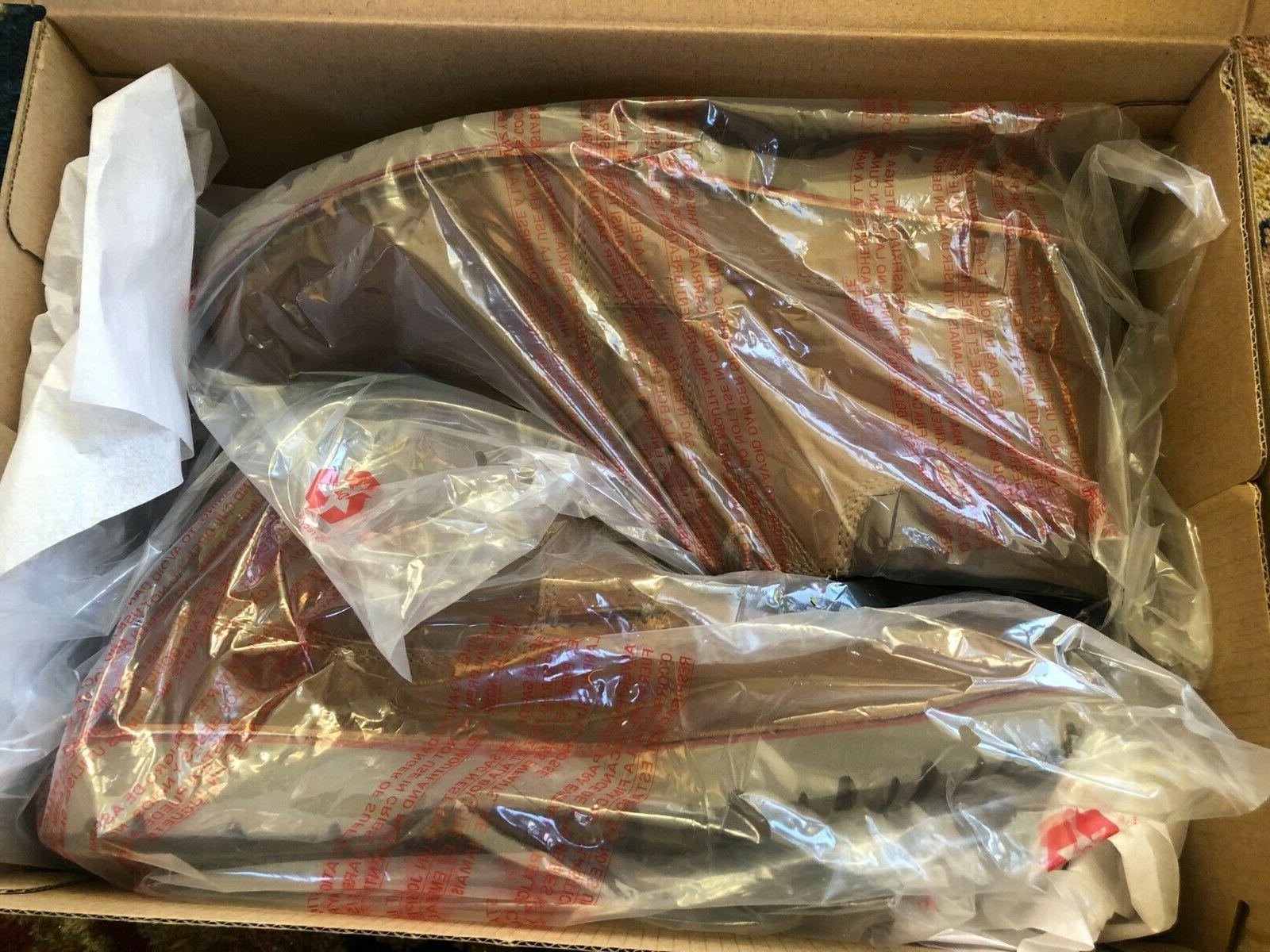 Brand Clarks Men's Shoes & 11.5 Vargo Mid Brown Leather