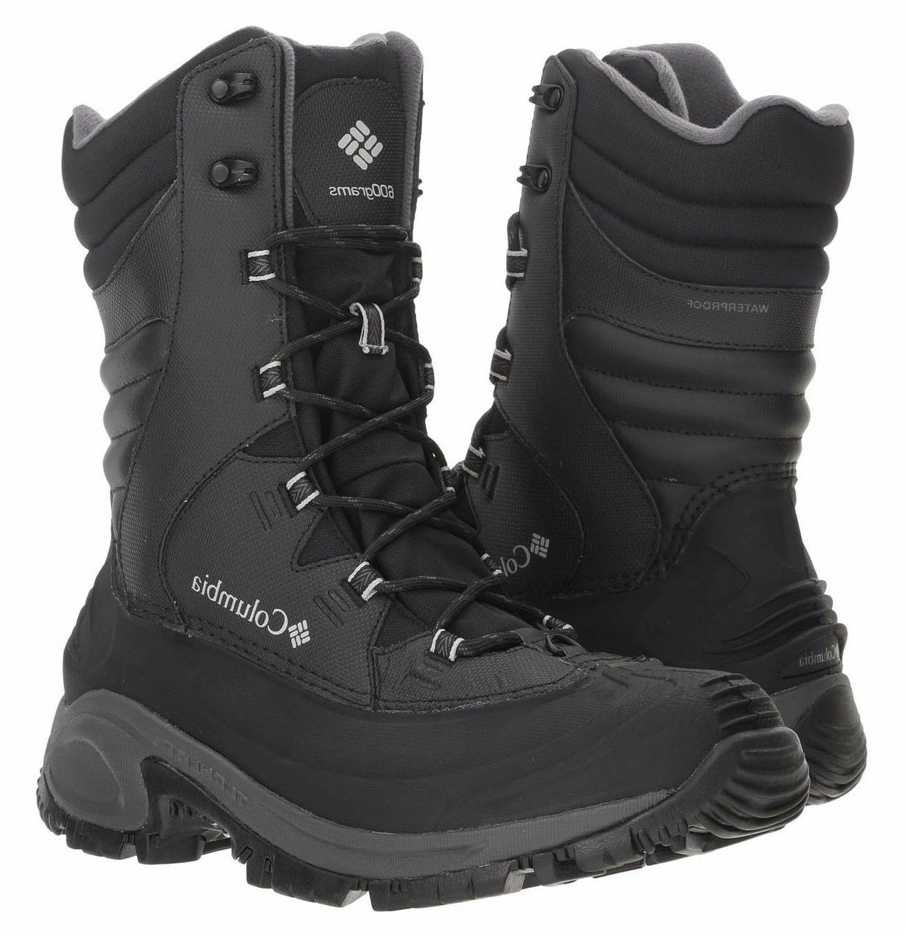 Columbia Bugaboot III XTM Men's Boots Hiking Winter Snow Wat