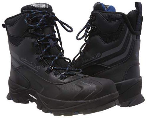 Columbia IV Calf Boot, Black,
