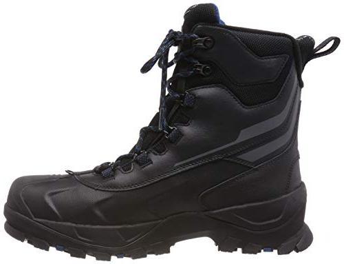 Columbia Men's IV Omni-Heat Boot, Phoenix Blue, 12
