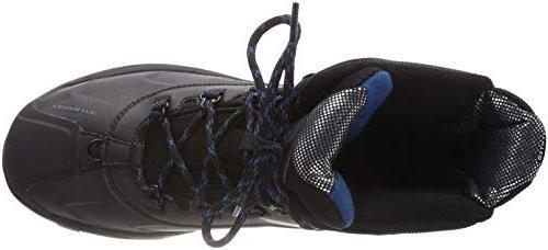 Columbia IV Omni-Heat Mid Boot, Black, 12