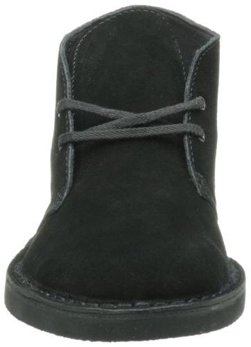 Clarks Men's Bushacre Boot,Black
