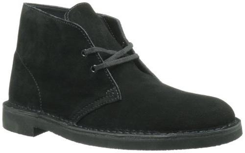 Bushacre 2 Boot,Black Suede