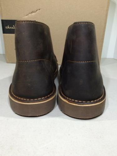 Clarks Bushacre Sz Beeswax Leather