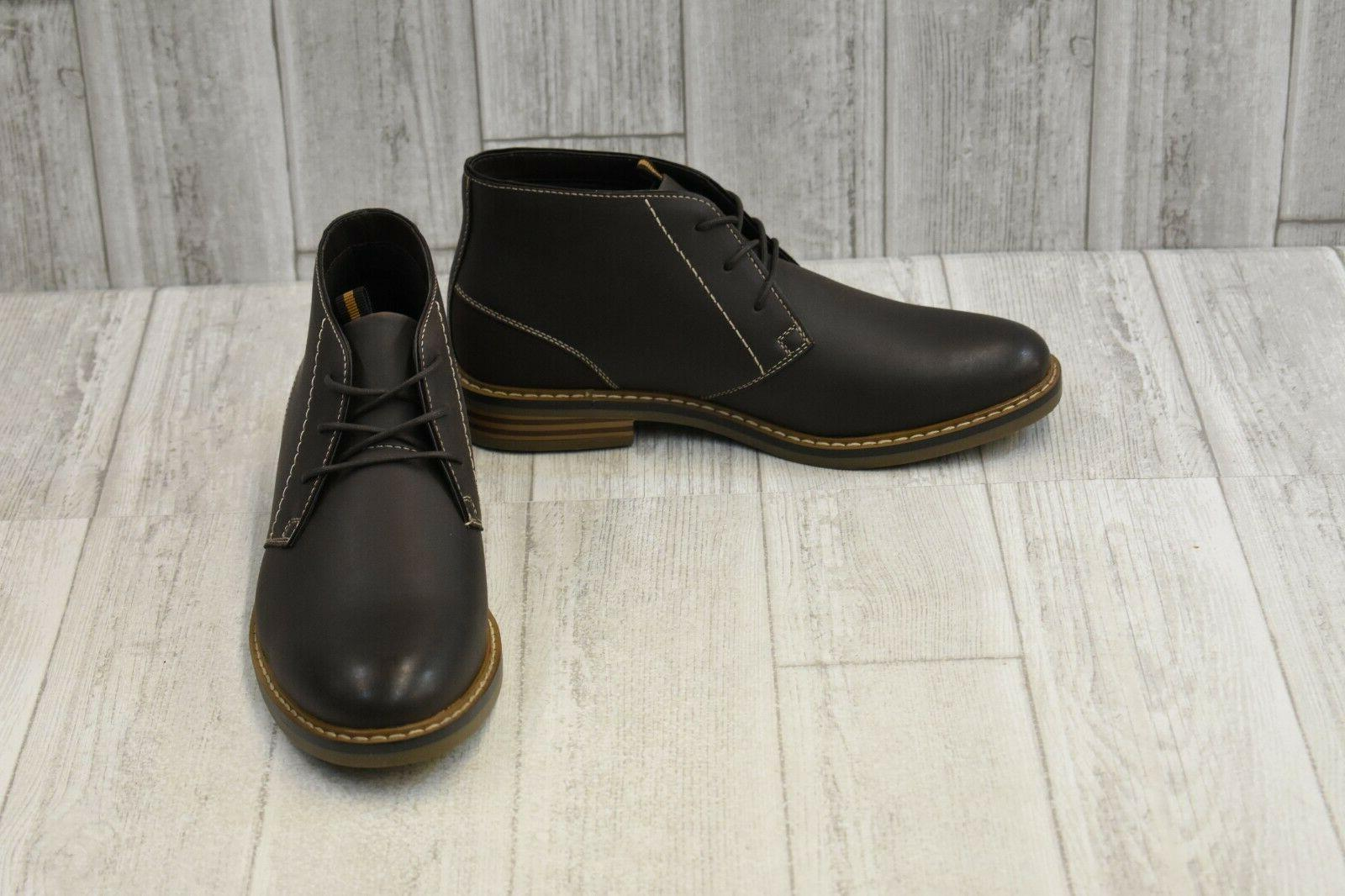 by steve m edict chukka boots men