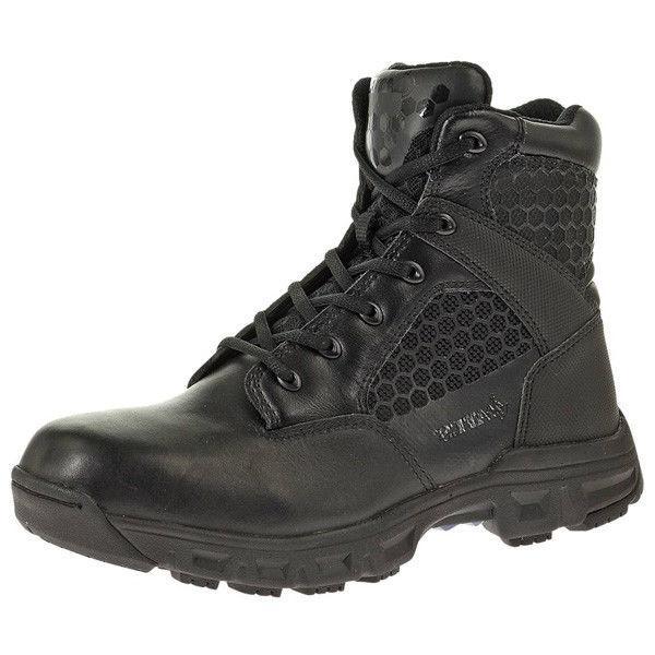 "Bates Men's Code 6 6"" Work Boots  - 9.5 2W"
