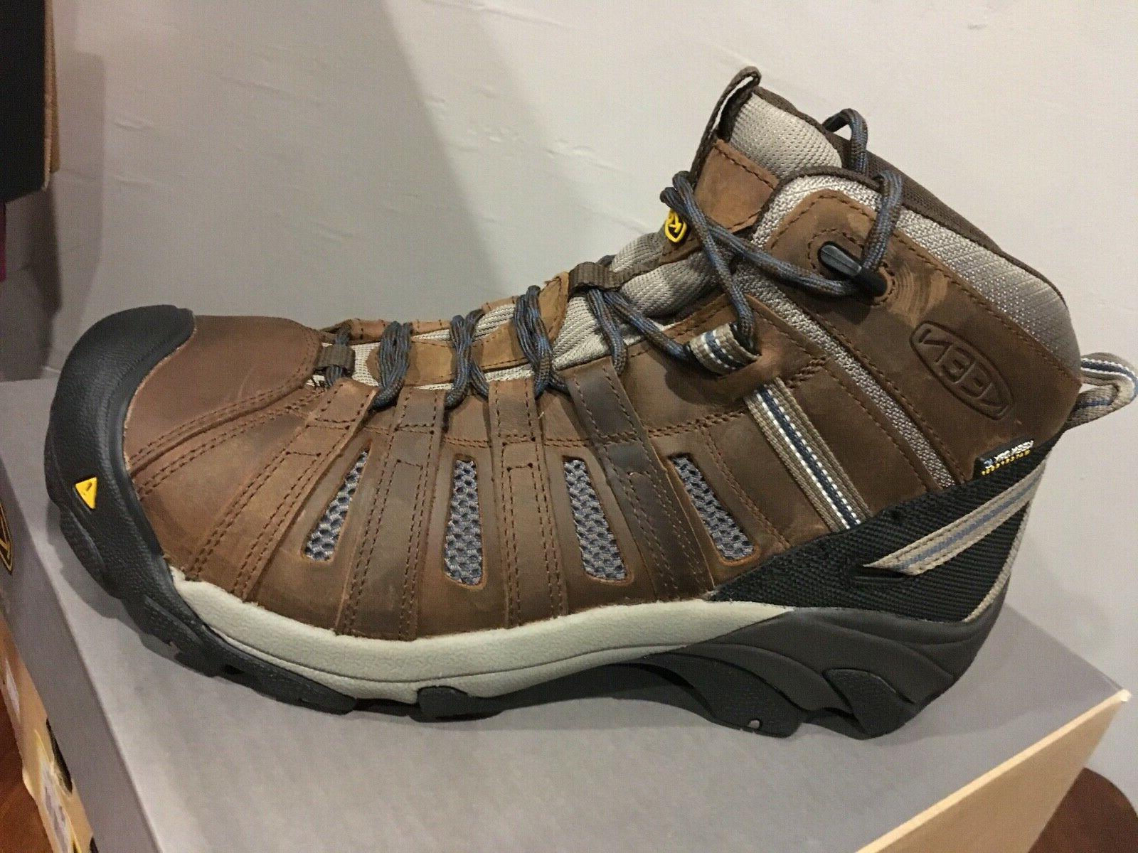 Cody work safety hiker shoe 1021357 wide