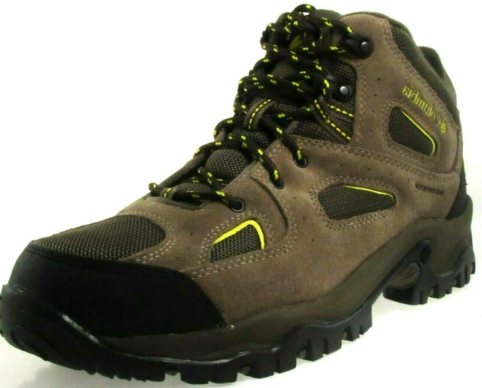 COLUMBIA CORETEK II MID MEN'S MUD WATERPROOF HIKING WIDE BOO
