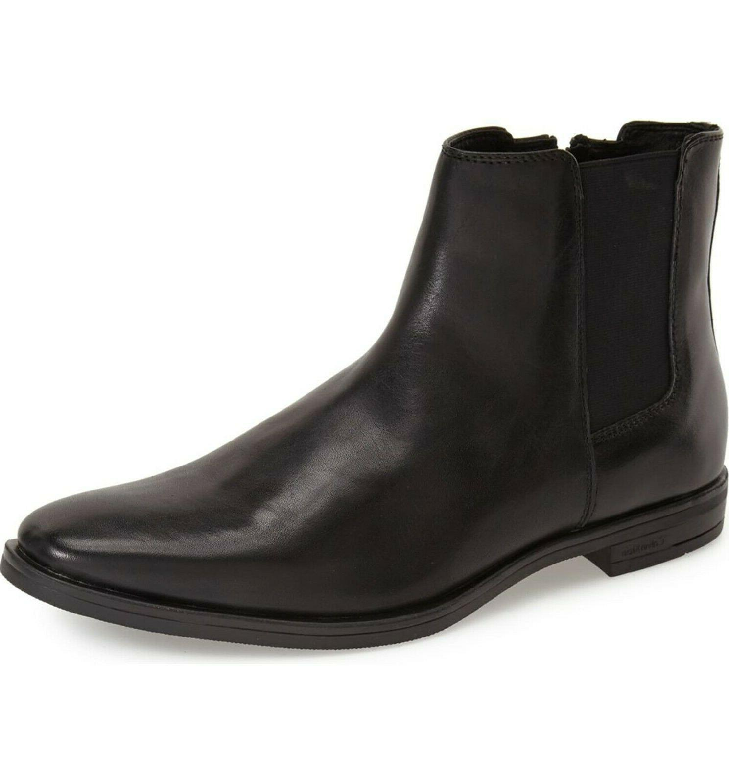 corlis leather boot