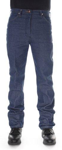 Wrangler Men's Cowboy Cut Slim Fit Jean, Navy, 38x31