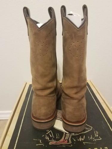 RedHead Western Work Boots.