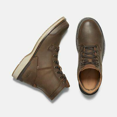 Keen Eastin Boots Brown