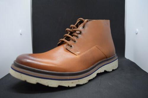 Clarks Frelan Chukka Boots Men's US Authentic