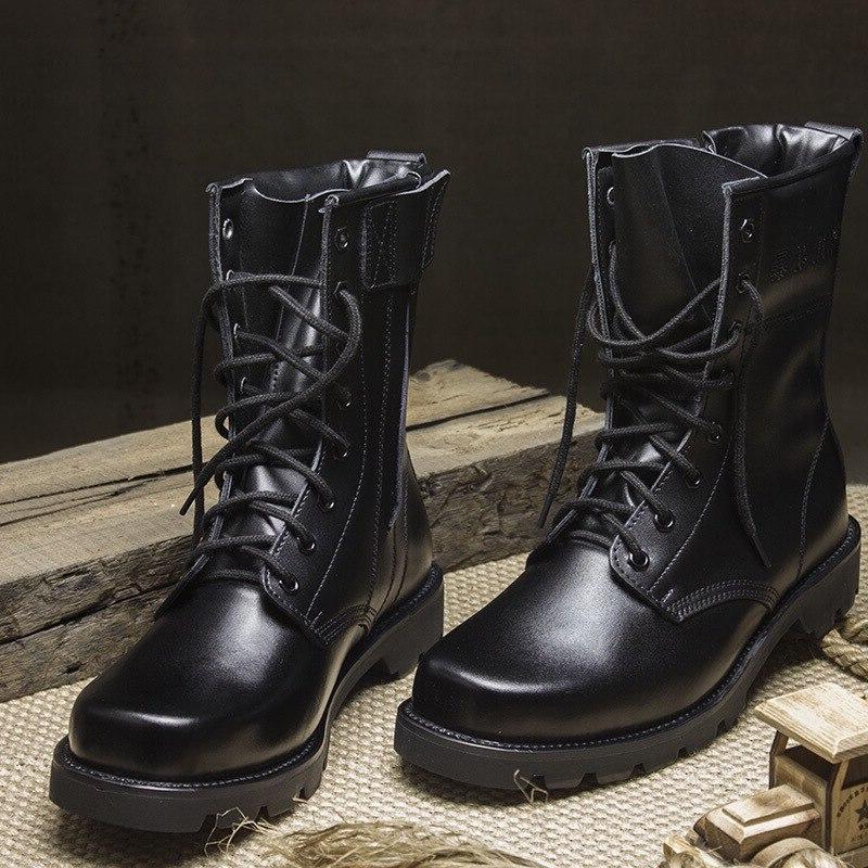 Fashion <font><b>Boots</b></font> <font><b>Men</b></font> Military Tactical Summer/Winter Desert <font><b>men</b></font> shoes