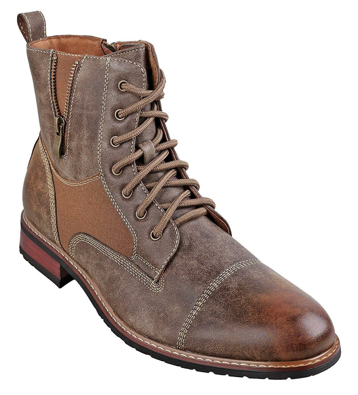 ferro aldo andy mens ankle boots combat