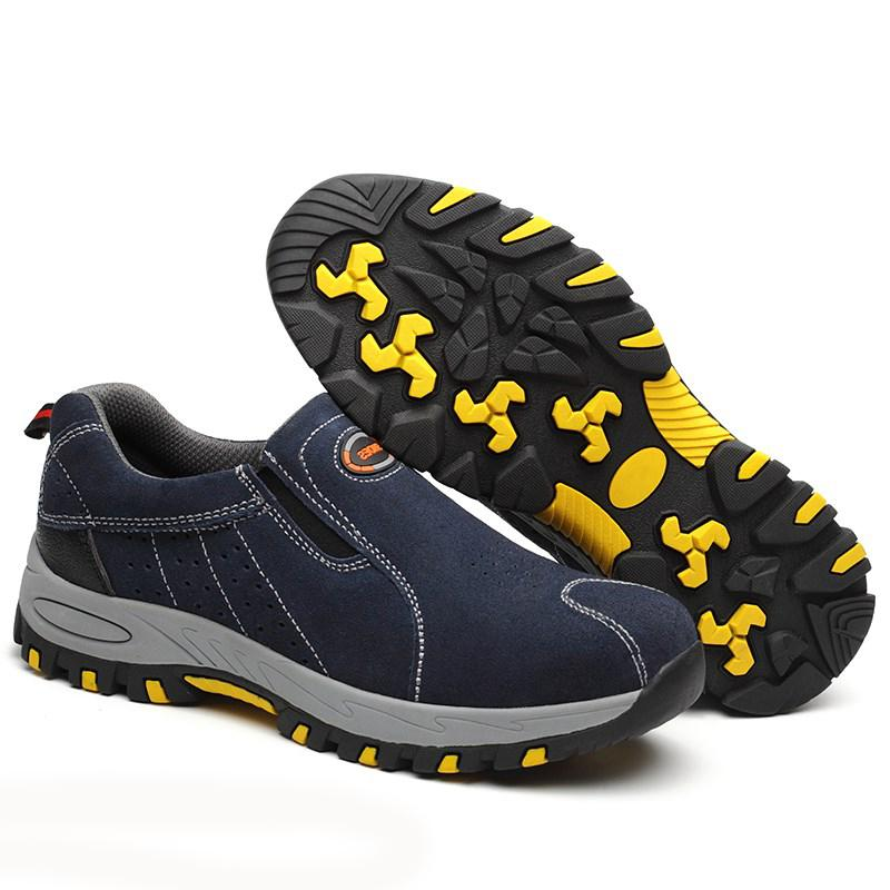 <font><b>Steel</b></font> <font><b>Toe</b></font> Work Shoes 2019 Summer Breathable On Casual Insurance