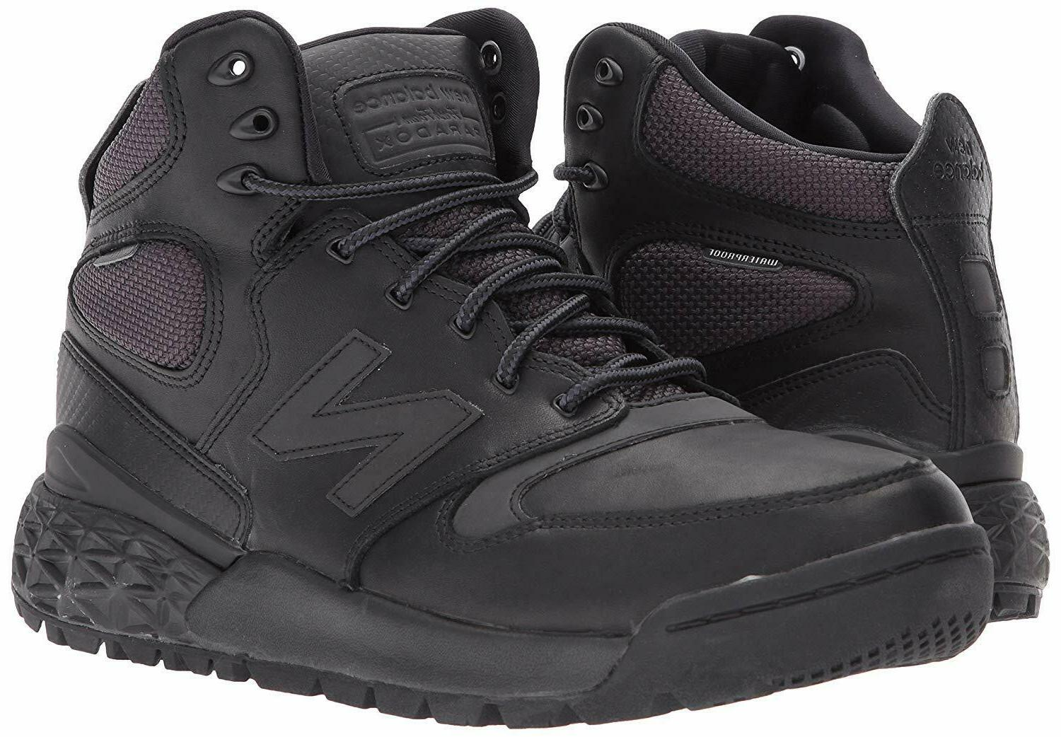New Balance Men's Fresh Foam Paradox Casual Sneaker Boots fr