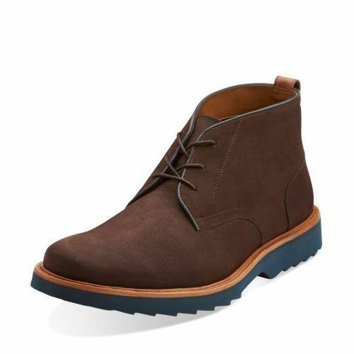fulham hi men s brown nubuck leather