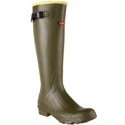 "LaCrosse Men's 18"" Grange Hunting Boot,OD Green,10 M US"