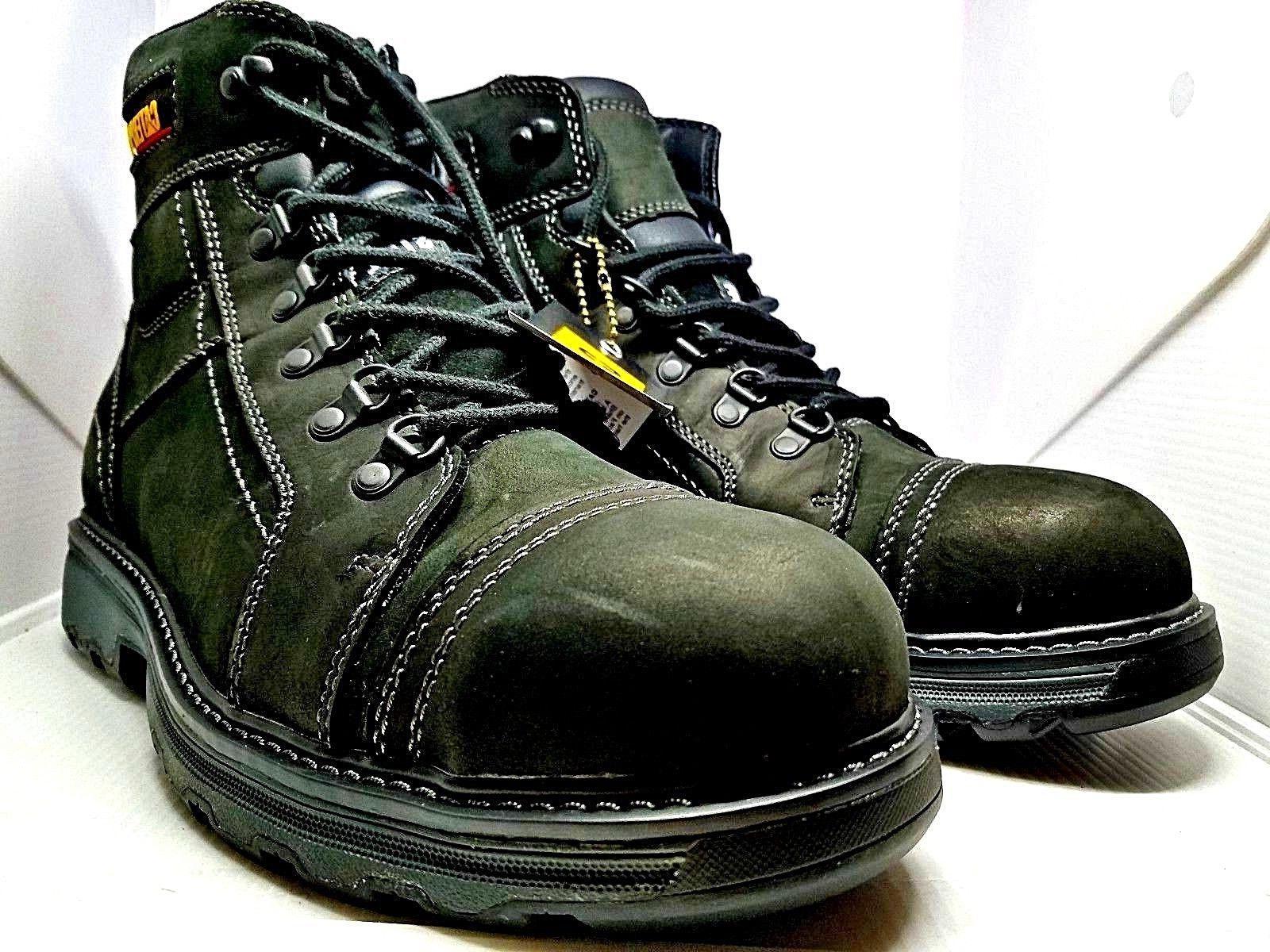"Caterpillar Men's Granger 6"" Medium/Wide Steel Toe Work Boot"