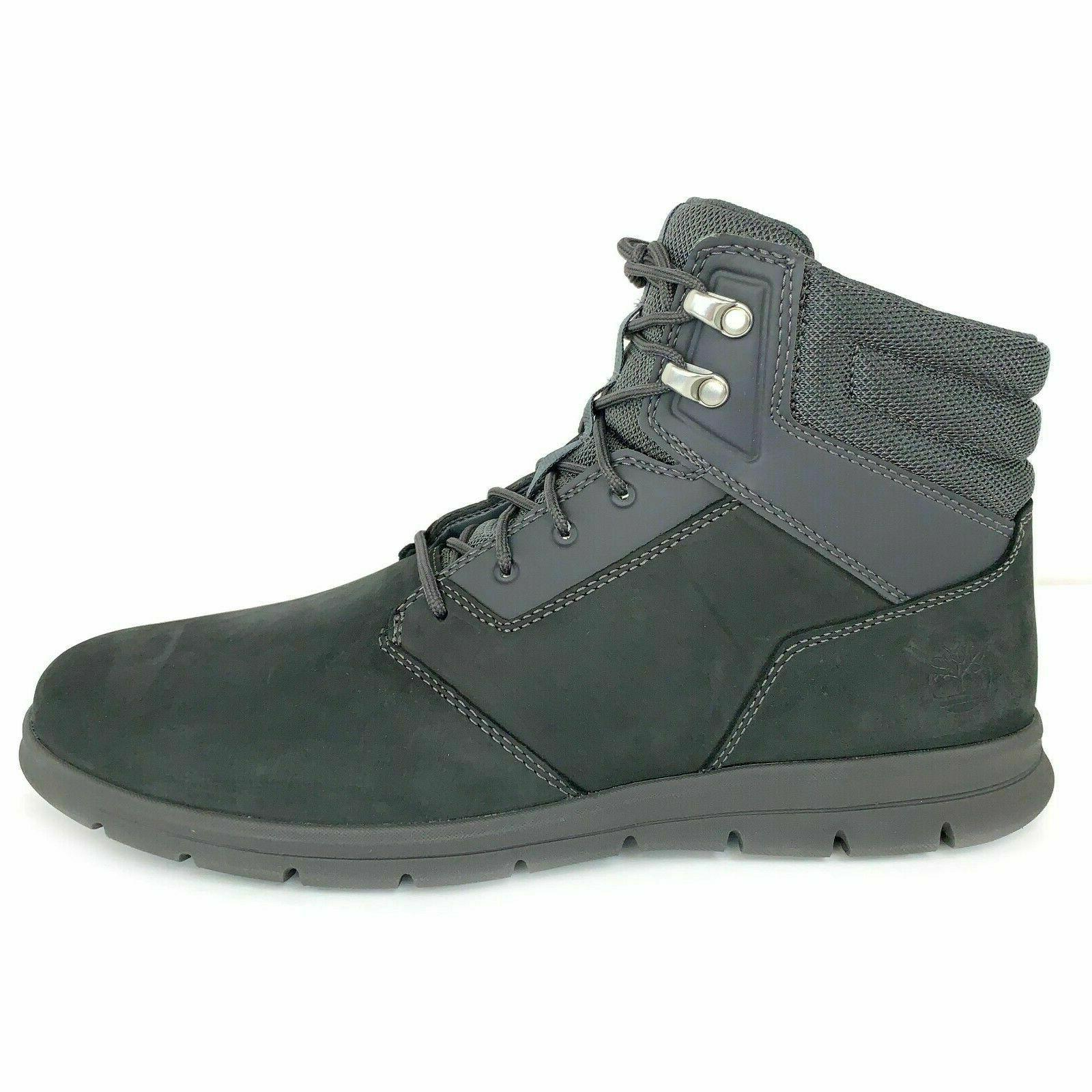 Timberland Graydon Sneakerboot A1OEL Men's Dark Grey Hiking