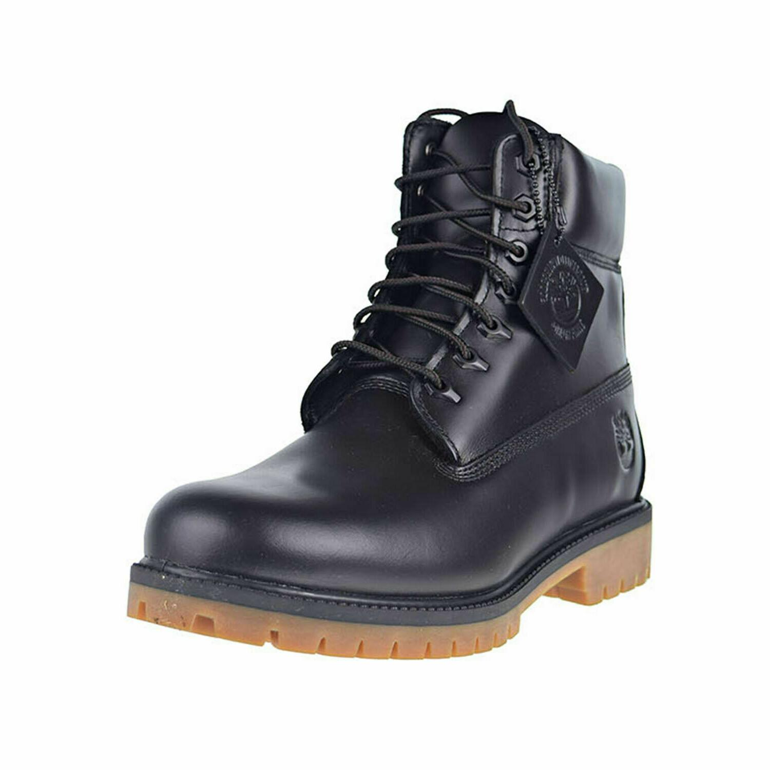 Timberland Heritage Inch WP Men's Boots Black Full