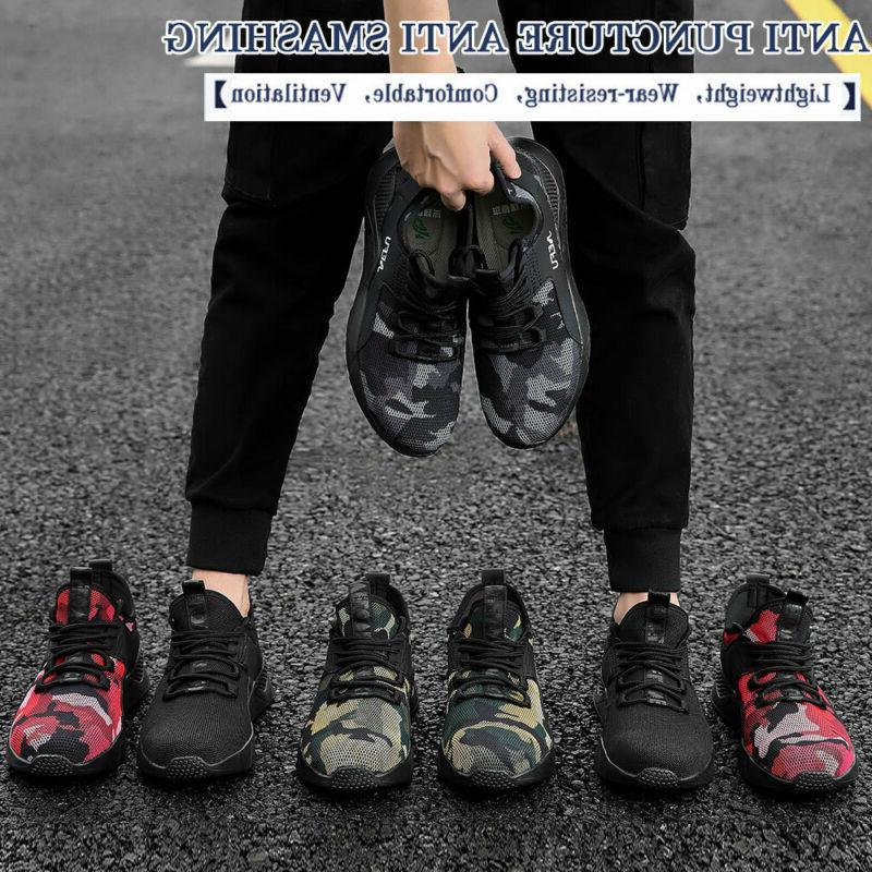 Men's Safety Toe Hiking