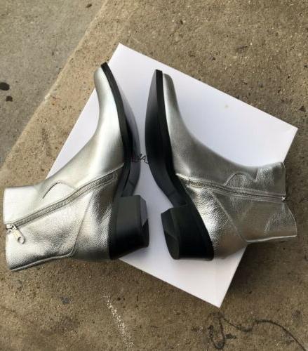 Calvin Jeans Boots Men Tumbled ~ 9 US