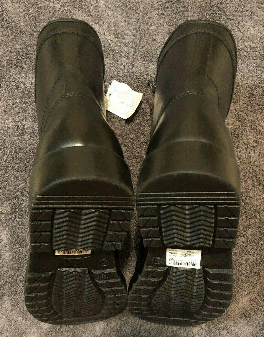 Snow Boots Leather Size:
