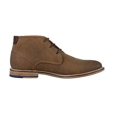 Steve M-Groves Brown Suede Casual Lace