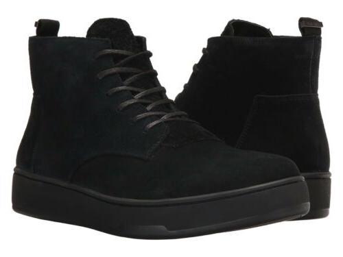 men athletic shoes natel calf suede boots
