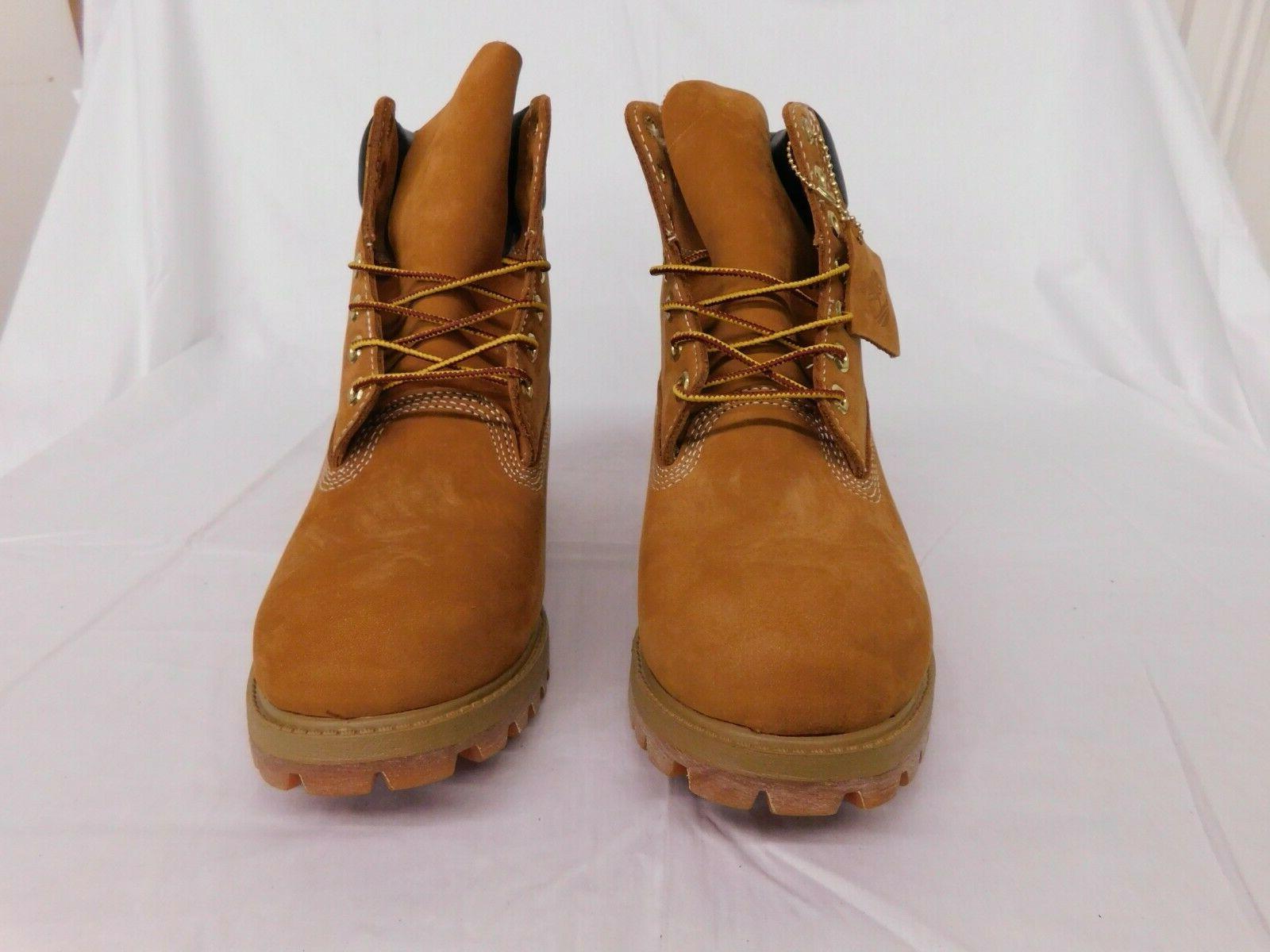 Men Premium 10061 Wheat Nubuck Hunting