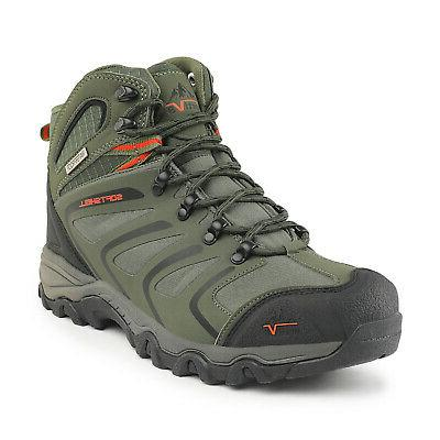 mens waterproof hiking boots backpacking lightweight outdoor