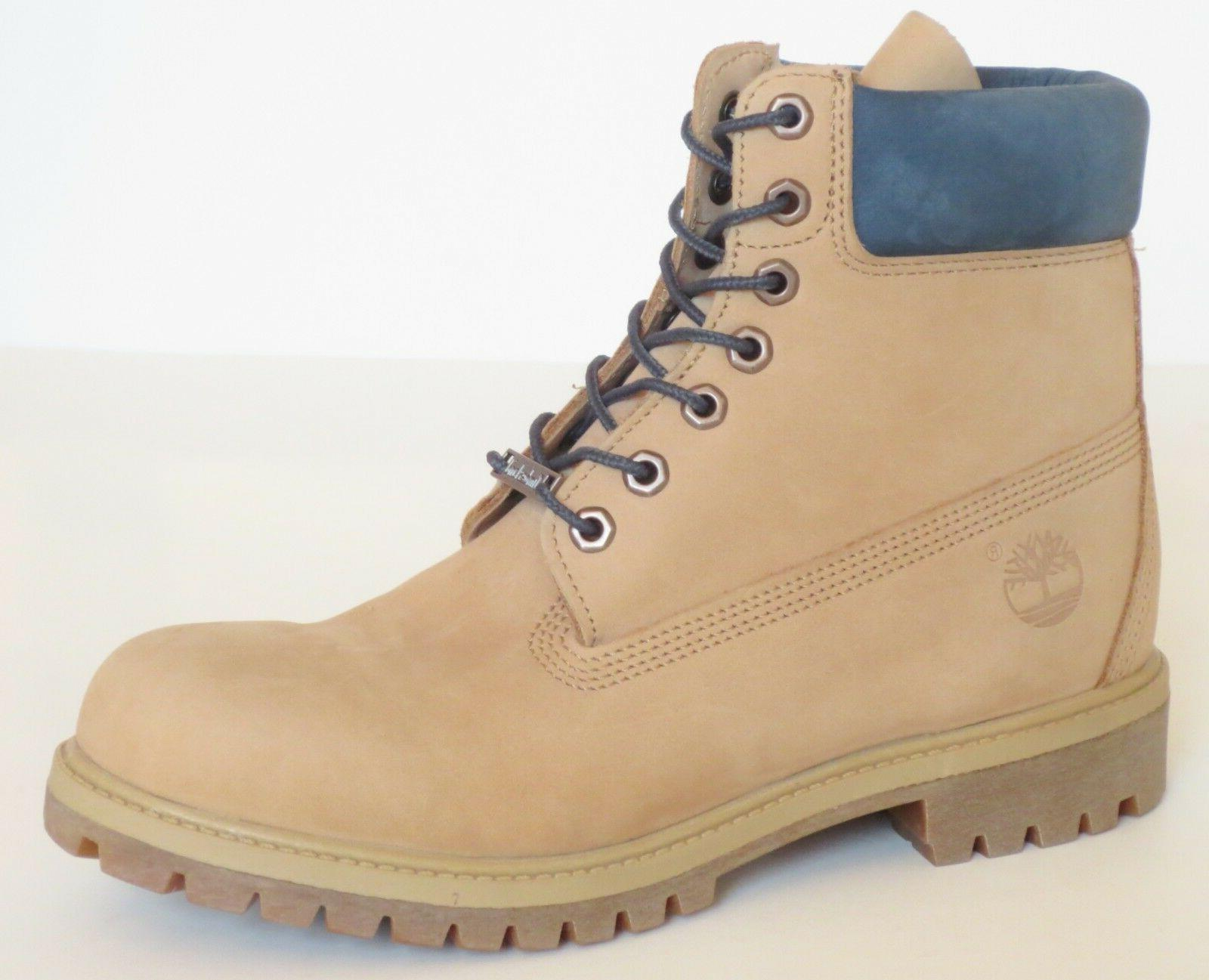 Timberland Men's 6 Inch Premium Leather Work Boots Style A1L