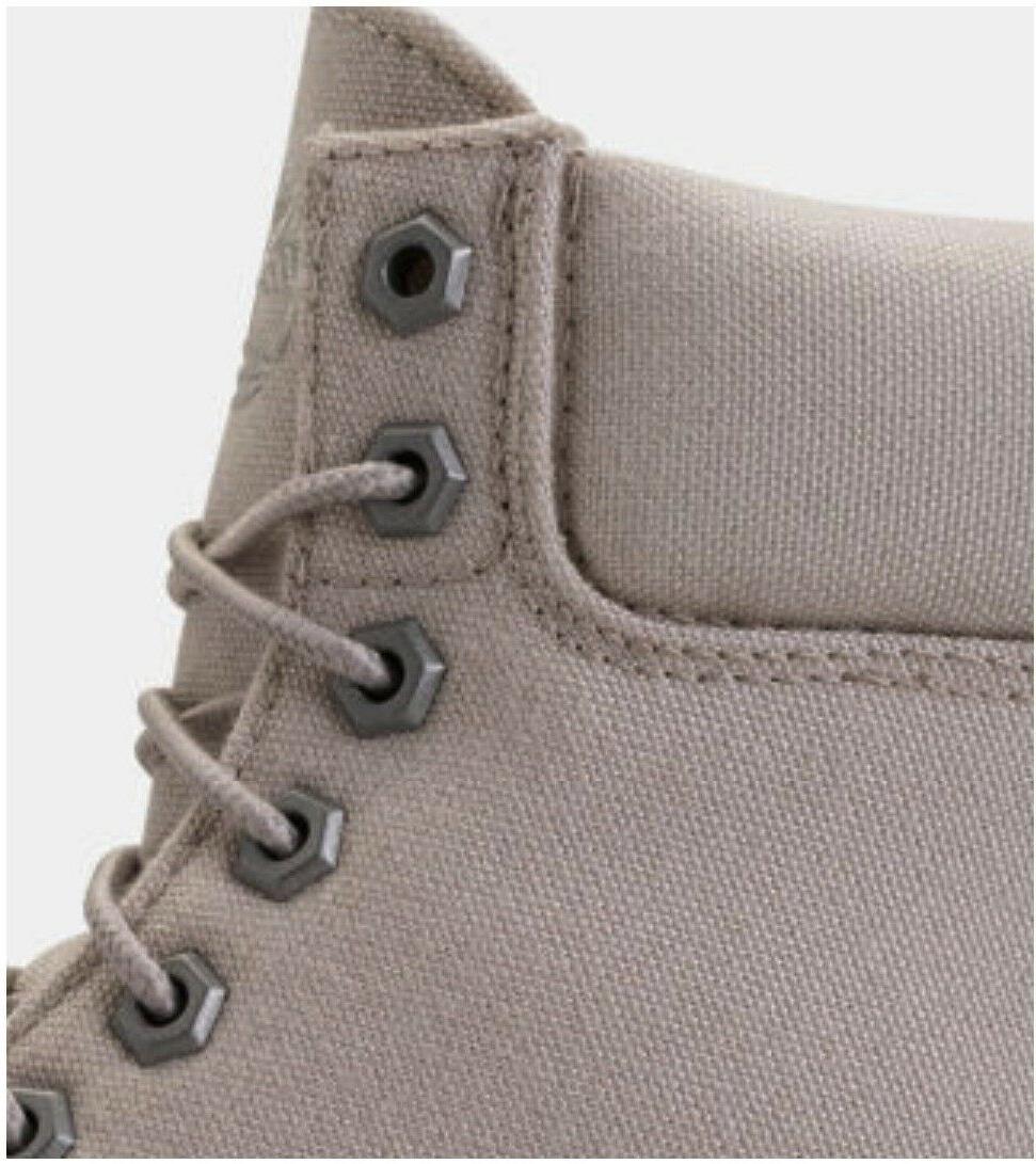 Men's Timberland 6 Premium Off White/Pure