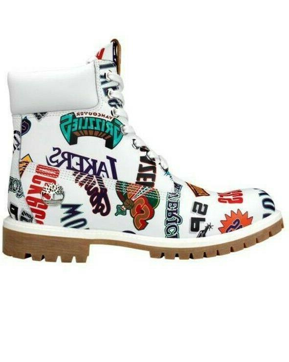 """Timberland 6"""" NBA NEW AUTHENTIC A1UD6"""