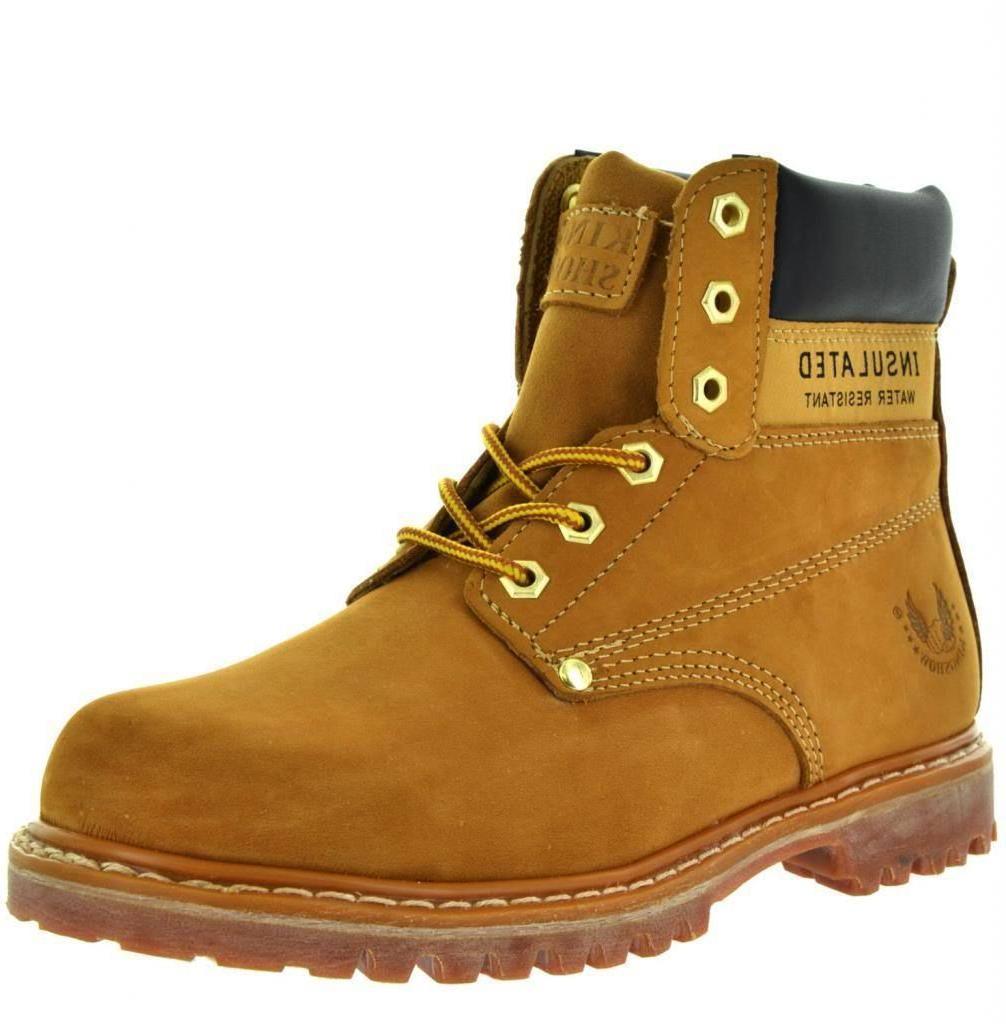 """Men's 6"""" Work Shoes Toe A6011ST 8605ST"""