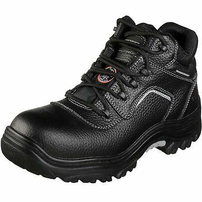 Skechers Men's 77144 Soster Composite Safety Memory Foam Boots