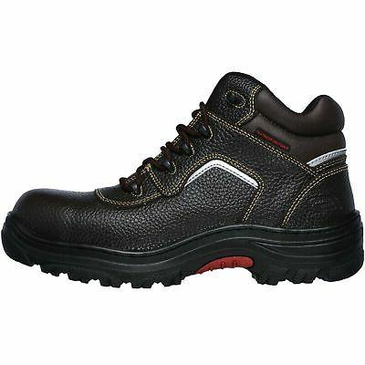 Skechers Soster Composite Safety Memory Foam Boots