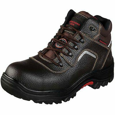 Skechers Men's Burgin Soster Composite Safety Memory Foam